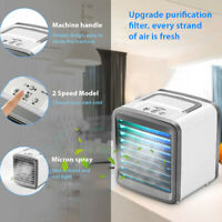 Evaporative Humidifier Air Conditioner Cooler Fan Air Cooling Cool Fans Portable