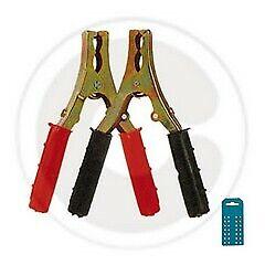 coppia di pinze per cavi batteria mm 180 ampere 120 morsetto portacorrente