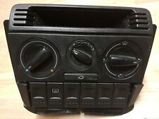 VW POLO CLIMATE CONTROL UNIT / PANEL  1999-2001