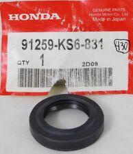 1 NEW Honda OEM 91259-KS6-831 Front Wheel Seal CR125 CR250 CR500 XR400 XR650 NOS