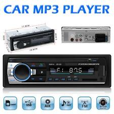 Bluetooth Car Stereo FM AUX Input Receiver SD USB MP3 Radio Player In-Dash Unit