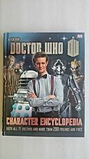 Doctor Who Character Encyclopedia...Hardback Book