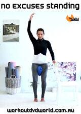 Barre Fusion Sculpt DVD - Barlates Body Blitz No Excuses STANDING