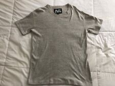 New NLST Medium A/W15 Exposed-Seam JAPANESE Cotton-Wool Mélange TEE T-Shirt