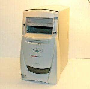 Compaq Presario 5170 Computer Pentium II 350MHz Windows 98