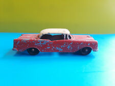 Vtg Collectible Diecast Tootsietoy Toy Car Oldsmobile Made In USA Red/White