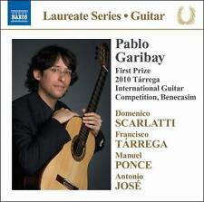 NEW - Guitar Recital by TARREGA / JOSE / PONCE / SCARLATT