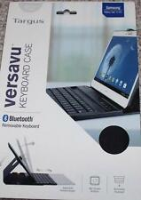 NEW Targus Versavu Bluetooth Keyboard Case for Samsung Galaxy Tab 3 10.1""