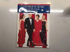 George W. Bush Paper Dolls Booklet Uncut 2001