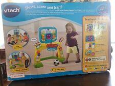 VTech Smart Shots Sports Center Learning Toy 2 in 1 Basketball Soccer