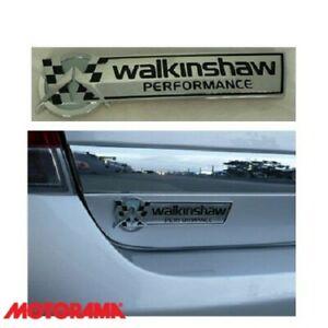 Genuine Walkinshaw Performance Corporate Logo Badge Small NEW WP-E08-010023