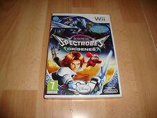 Nintendo Wii PAL version Spectrobes origenes