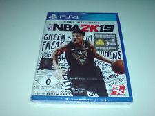 PS4 Playstation 4 Spiel NBA 2K19 Day One Edition  Neu ungeöffnet versiegelt