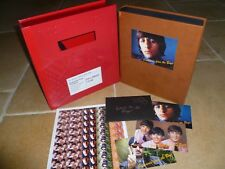RINGO STARR POSTCARDS FROM THE BOYS BEATLES GENESIS PUBLICATIONS SIGNED BOOK