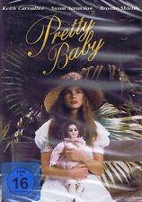 DVD NEU/OVP - Pretty Baby - Keith Carradine, Susan Sarandon & Brooke Shields