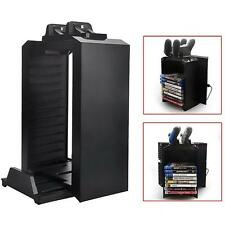 Multifunctional Detachable Holder Game Disk Storage Tower for PS4 /Slim / AUS