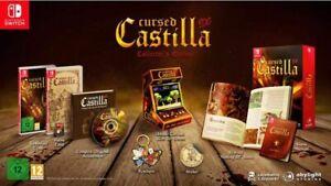 Cursed Castilla - Collector's Edition for Nintendo Switch