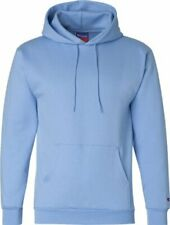 Champion Double Dry Action Fleece Pullover Hood Blau, Gr.S