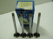 SET 4 VALVOLE SCARICO SIMCA 1000 1100 SPECIAL HORIZON MATRA BAGHEERA 3398 frecci