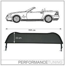 Coupe vent / Filet anti remous MERCEDES SLK R170 Cabrio - Livraison Gratuite