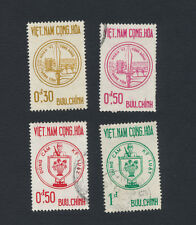 Vietnam stamps - stamp lot of 4 - (lot 7)