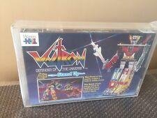 1984 Warren Voltron Defender of Universe 3-D Jigsaw Stand Up Puzzle AFA 85-LJN