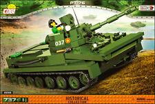 COBI PT-76 (2235) - 737 elem. - Soviet light amphibious tank
