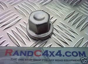 RRJ100120 Range rover Classic Locking wheel nut cover