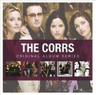 THE CORRS 5CD NEW Forgiven Not Forgotten/Talk On Corners/In Blue/Borrowed/Home
