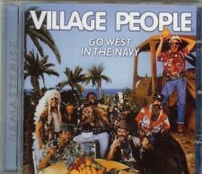 VILLAGE PEOPLE –  Go West - In The Navy - CD - NEW - SEALED