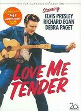 Love Me Tender With Elvis Presley DVD Region 1 024543227847