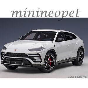 AUTOart 79161 LAMBORGHINI URUS 1/18 BIANCO ICARIS METALLIC WHITE
