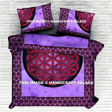 Indian Mandala Duvet Doona Cover Bedding Blanket Queen Quilt Cover Comforter Set