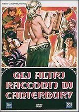 Dvd GLI ALTRI RACCONTI DI CANTERBURY - (1972) ** Contenuti Spec.**   ......NUOVO