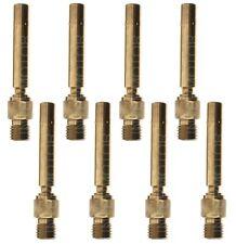 Set of 8 Standard Fuel Injectors for Ferrari 308 Mondial Benz C126 R107 W126 V8