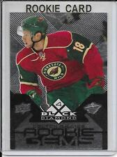 08-09 Black Diamond Colton Gillies Rookie Quad # 198