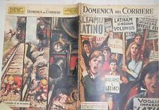 LA DOMENICA DEL CORRIERE 4 novembre 1962 Franca Rame Cuba Irma Gramatica Desio
