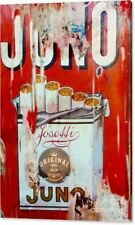 Motiv Juno Vintage Collage/ Pop Art/Malerei/StreetArt/Leinwand/Kunstdruck/XXL