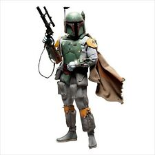 Sideshow Scum & Villainy Of Star Wars Boba Fett 1/6 Scale Action Figure