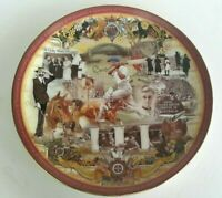 Bradford Exchange A Nation Grows Centenary of Federation Collector Plate No 979A