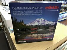 Z Scale Marklin Mini-Club 81535 Northern Pacific Freight Set NIB