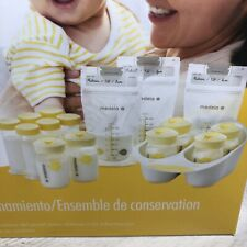 New Medela Breast Milk Storage Solution Breastfeeding Pump Supplies & Containers