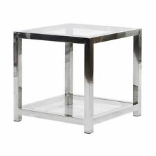Glass More than 200cm Side & End Tables