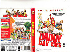 Daddy Day Care-2003-Eddie Murphy-Movie-DVD