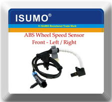 1 x ABS Wheel Speed Sensor Front left or Right ALS483 Fits Chevrolet GMC Hummer