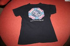 ELO CONCERT T SHIRT NORTH AMERICAN TOUR 1977