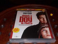 About a boy un ragazzo  Editoriale Dvd ..... Nuovo