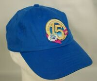 Disney Vacation Club Member 15 Years Embroidered Baseball Hat Cap Adjustable DVC