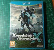 Xenoblade Chronicles X Nintendo Wii U Game RPG Xeno Blade RPG Roleplaying JRPG