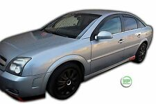 DOP25368 Wind Deflectors VAUXHALL VECTRA C HATCHBACK  2002-2008 4pc HEKO TINTED